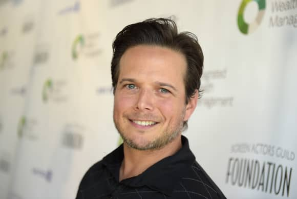 "Scott Wolf starred in ""Party of Five"""