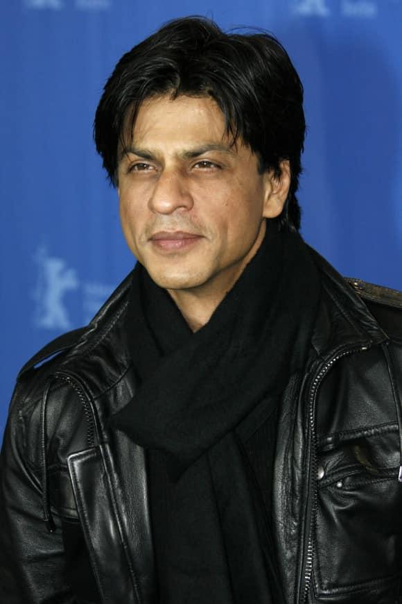 Shah Rukh Khan zu Beginn seiner Karriere