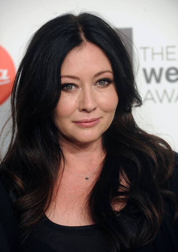Shannen Doherty married Ashley Hamilton just ten days after meeting him