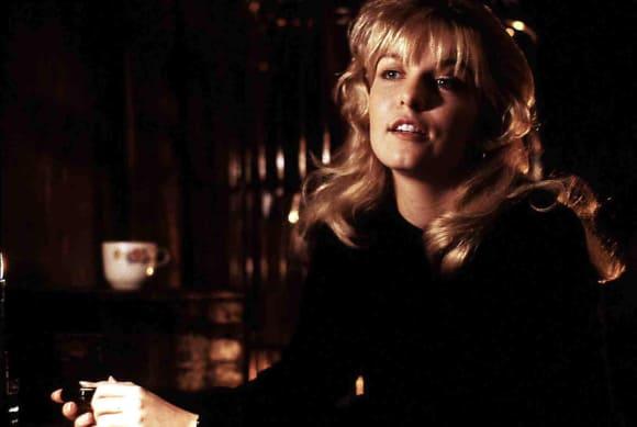 """Sheryl Lee played """"Laura Palmer"""" in """"Twin Peaks"""""""