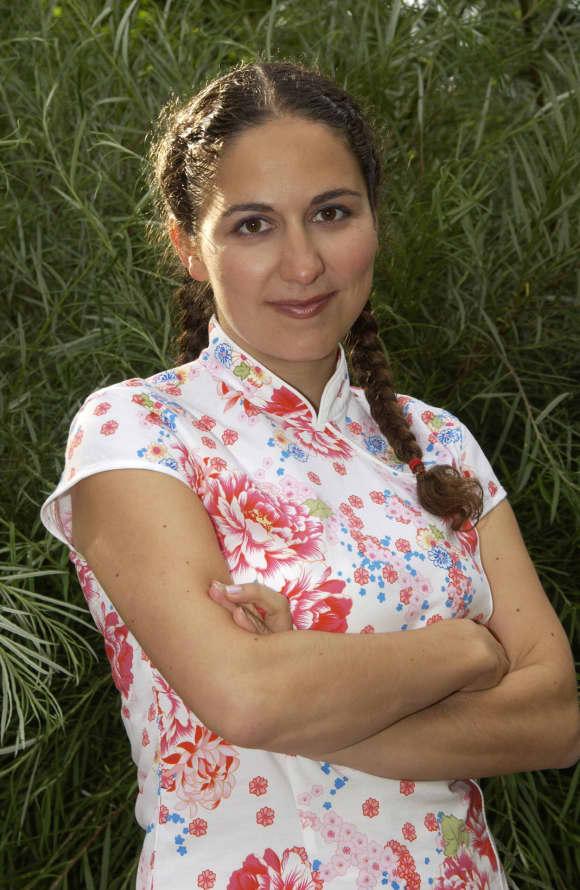 Shirin Soraya im Jahr 2004
