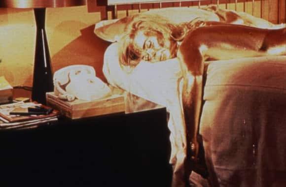 """Shirley Eaton in """"James Bond 007 – Goldfinger"""""""