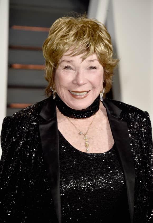"Shirley MacLaine played ""Martha Levinson"" in ""Downton Abbey"""