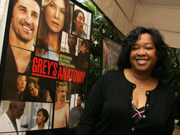 "Shonda Rhimes creates ""Grey's Anatomy"""