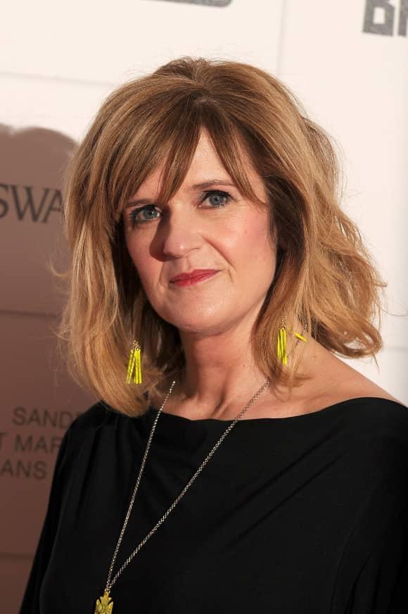 "Siobhan Finneran played ""Mrs. O'Brien"" in ""Downton Abbey"""