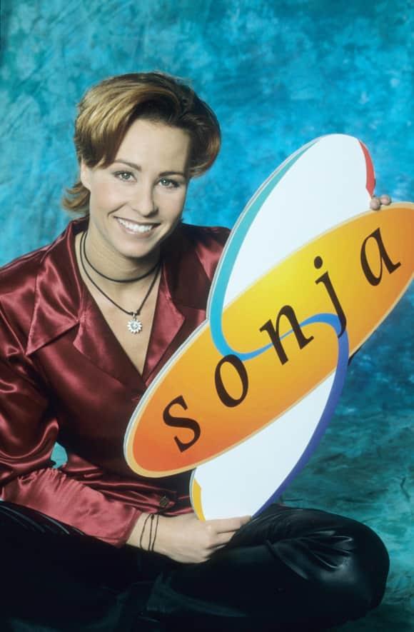 Sonja Zietlow moderierte eine Talkshow