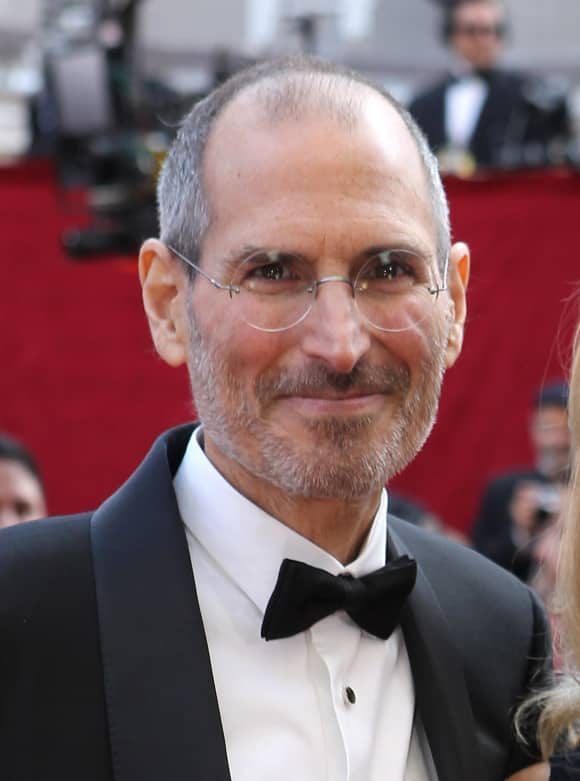 Steve Jobs left Harvard without a degree.