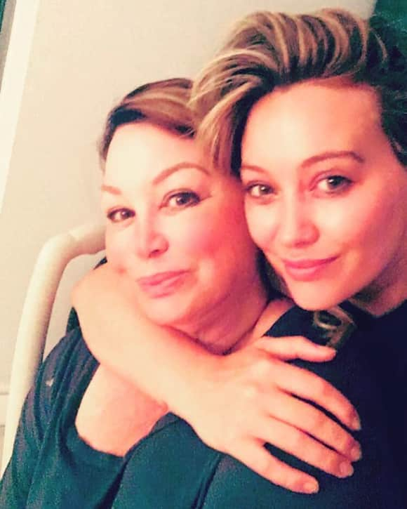 Hilary Duff verdindet eine unzertrennliche Bindung zu ihrer Mama