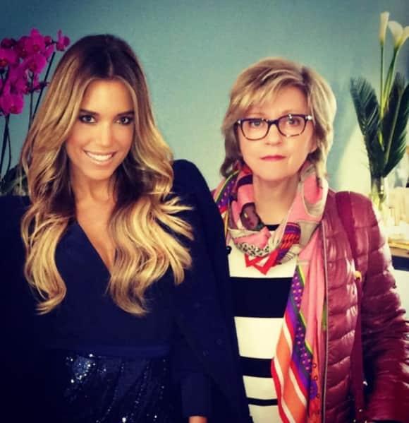 Sylvie Meis und ihre Mama