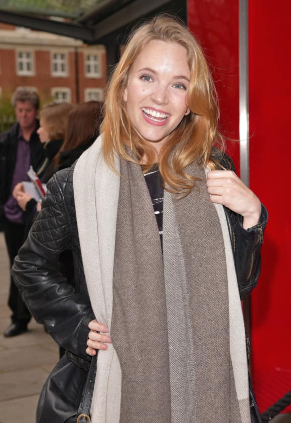Tamzin Merchant 2015 in London