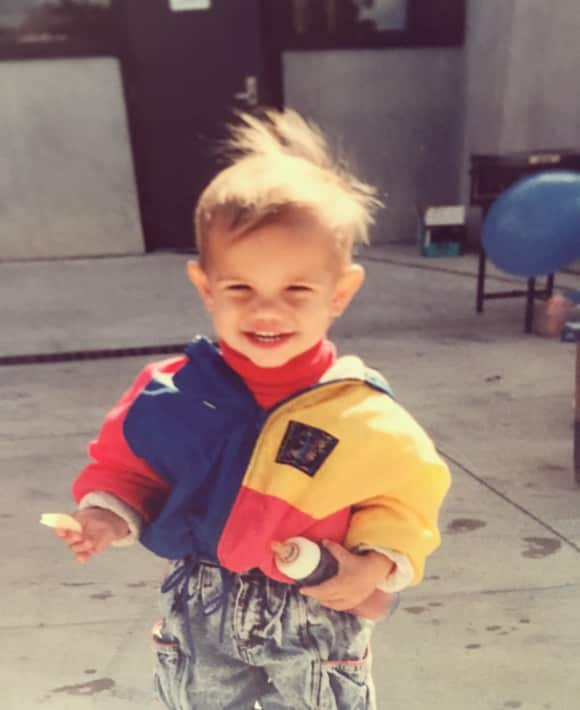 Taylor Lautner postet süßes Kinderbild
