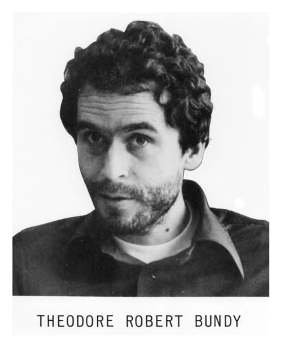"""Ted Bundy from """"Conversations with a Killer: The Ted Bundy Tapes"""""""