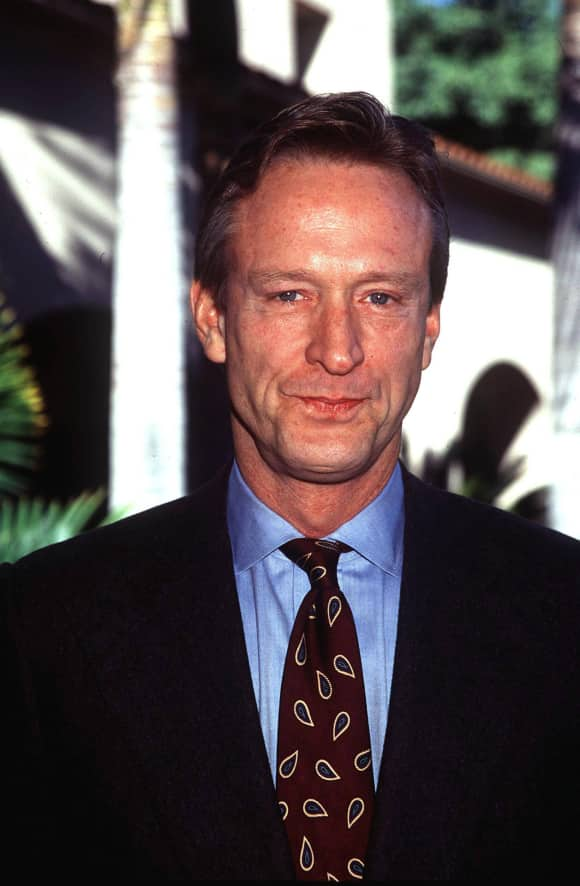 """Ted Shackelford played the role of """"Gary Ewing"""" in """"Knots Landing"""""""