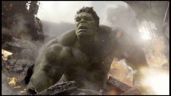 """The Hulk"""