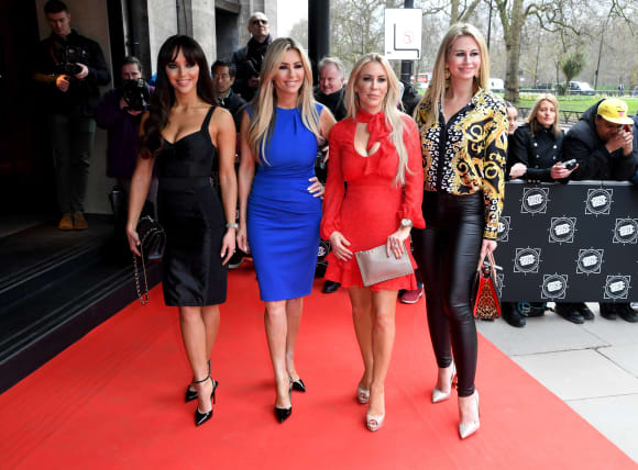 The Stars of The Real Housewives of Cheshire