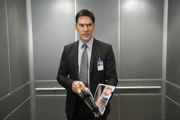 Criminal Minds star Thomas Gibson had to leave the show