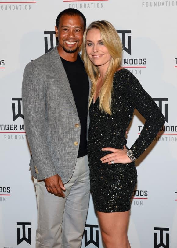 Tiger Woods und Lindsay Vonn haben sich getrennt