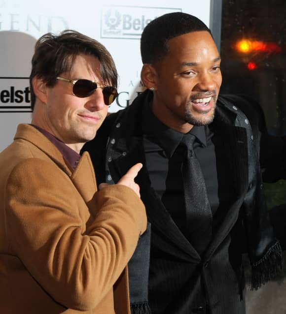 Tom Cruise and Will Smith
