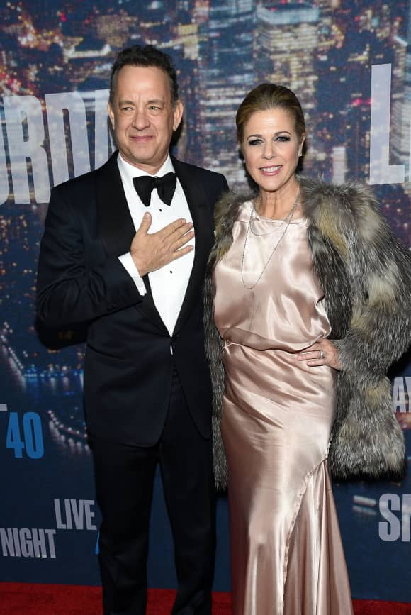 Tom Hanks and Rita Wilson Marrried Since 1988
