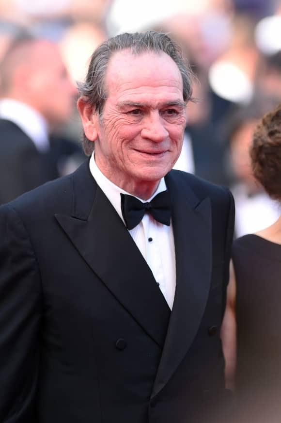 Actor Tommy Lee Jones