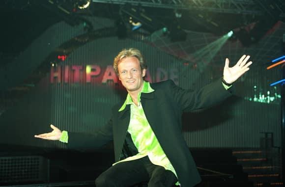 Uwe Hübner moderierte 10 Jahre die ZDF-Hitparade