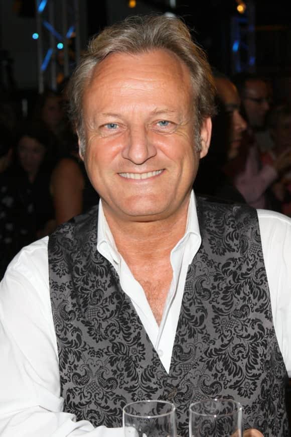 Der dritte ZDF-Hitparade-Moderator Uwe Hübner heute