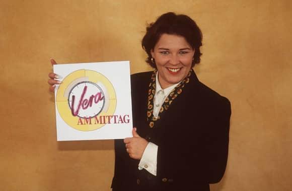 Vera Int-Veen moderierte eine Talkshow