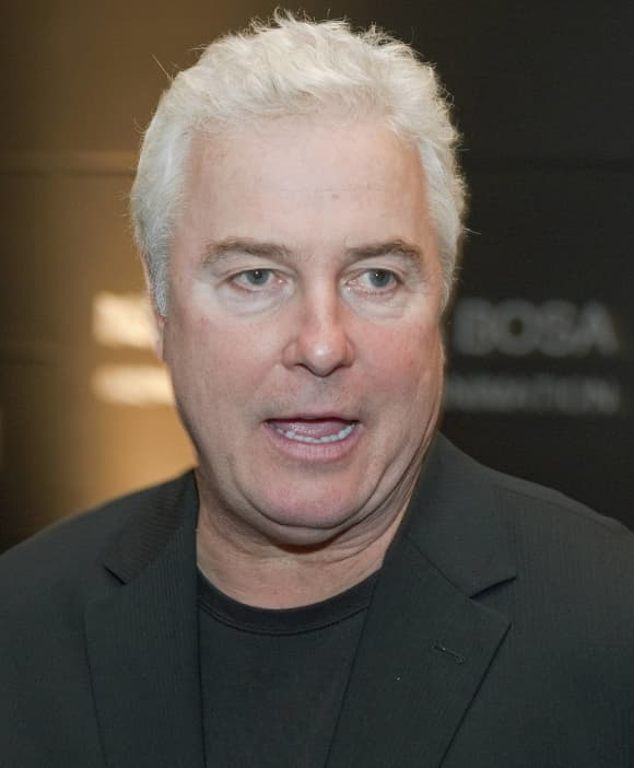 """CSI"" star William Petersen"