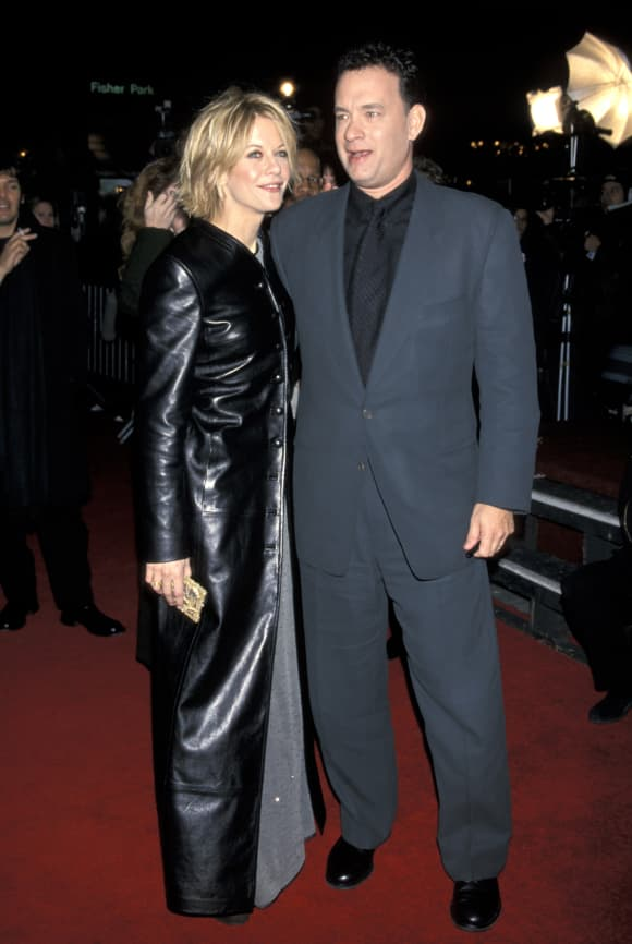 Meg Ryan and Tom Hanks from You´ve Got Mail