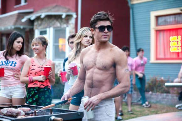 """Zac Efron in """"Bad Neighbors"""""""