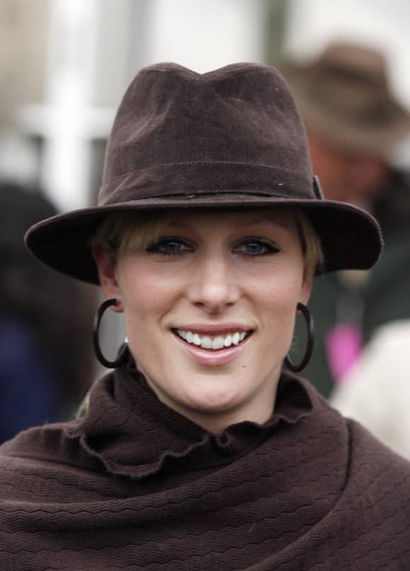 Zara Phillips in 2009