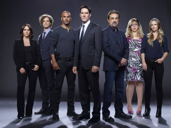 "The stars of ""Criminal Minds"" today"