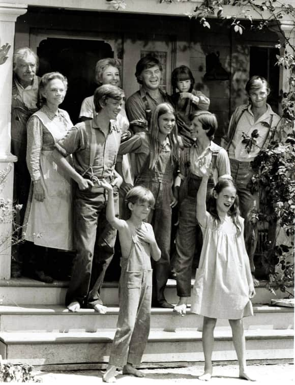 "The ""Waltons"" had seven children"