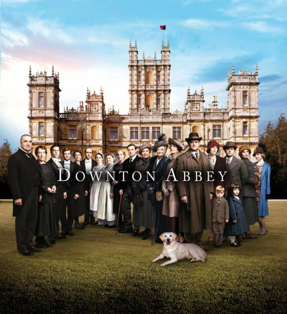 """Downton Abbey"" - Darsteller"