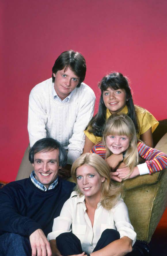 """Was wurde aus Michael Gross, Meredith Baxter, Michael J. Fox, Justine Bateman und Tina Yothers aus der """"Familienbande"""""""