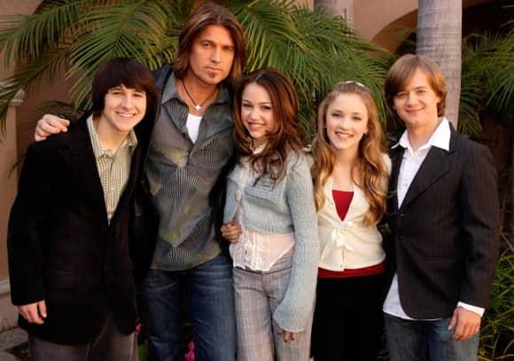 """""""Hannah Montana""""-Cast"""