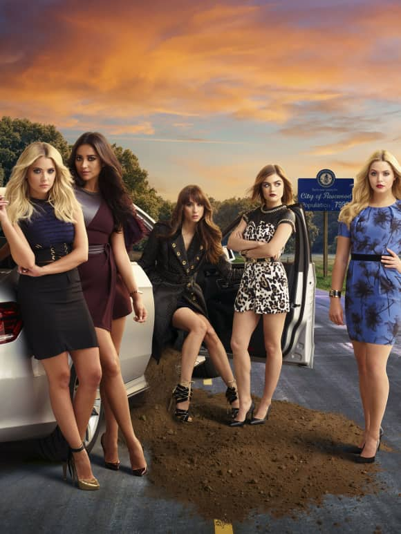 """Pretty Little Liars"" Staffel 6"