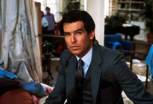 "Pierce Brosnan aka ""Remington Steele"""