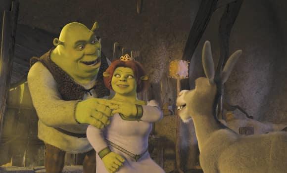 """The """"Shrek"""" movie"""