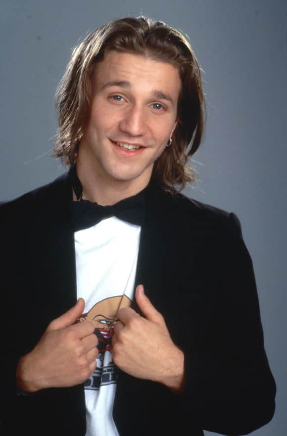 "Breckin Meyer as ""Travis"" in ""Clueless"""