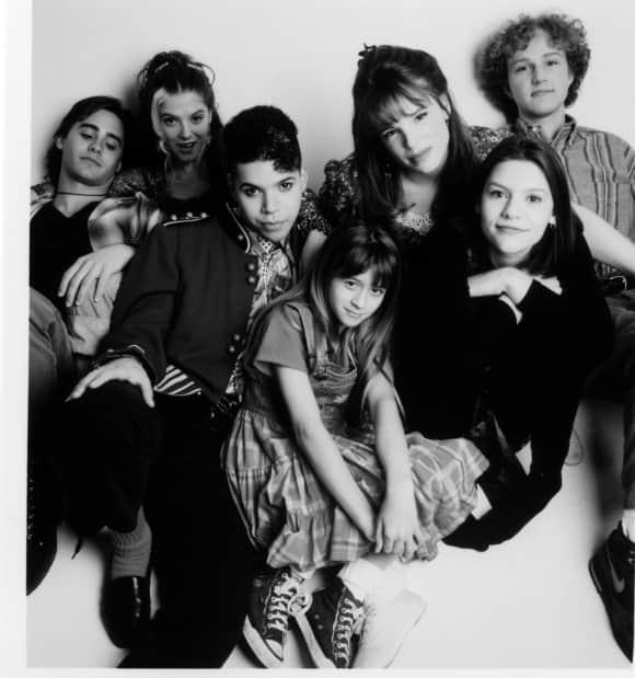 """""""Willkommen im Leben""""-Cast 1994"""