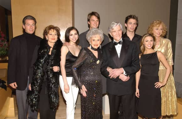 "The older generation of the ""All My Children"" cast"