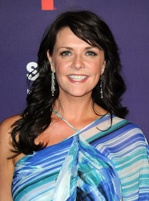 "Amanda Tapping starred in ""Stargate SG-1"""