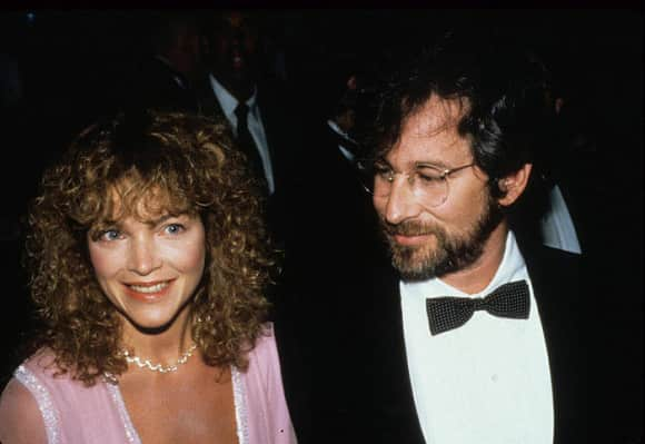 Amy Irving, Steven Spielberg