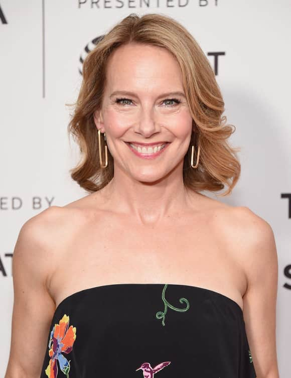 Before she became a movie star, Amy Ryan appeared on As The World Turns.