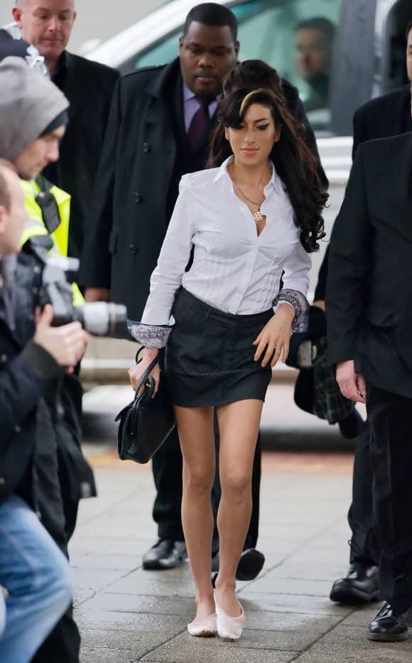Amy Winehouse 2010