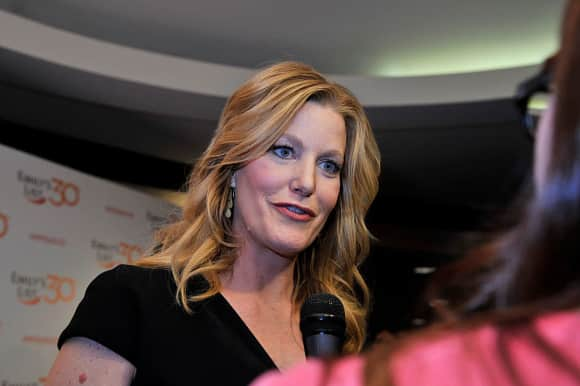 """Breaking Bad"" star Anna Gunn"