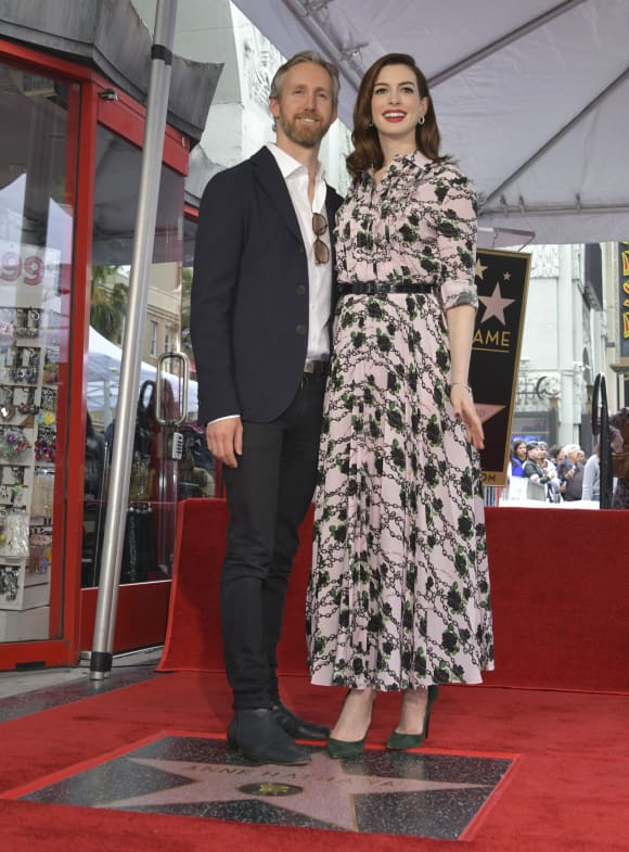 Anne Hathaway und ihr Mann Adam Shulman sind seit 2012 glücklich verheiratet