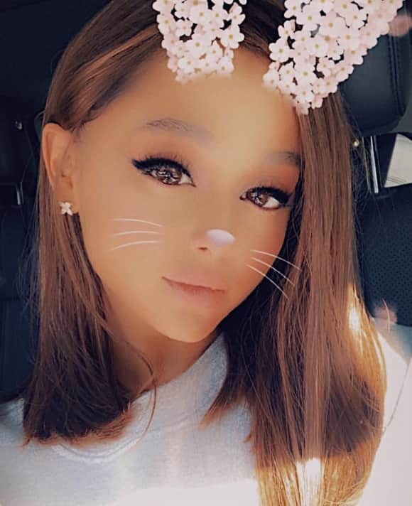 Ariana Grande Frisur