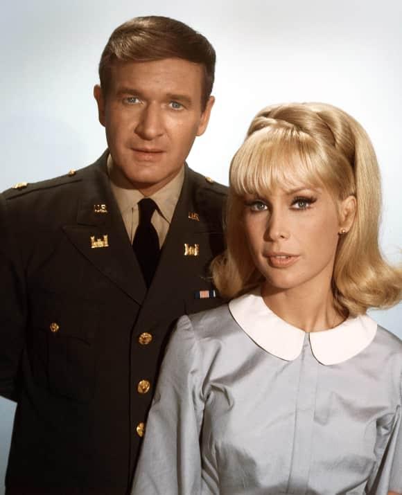 Bill Daily Barbara Eden I Dream of Jeannie 1969